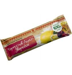 Батончик фруктовый Чернослив-лимон-зверобой